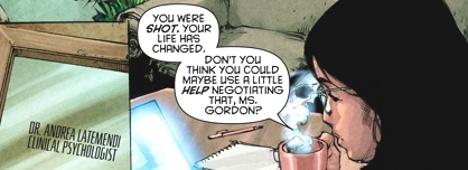 Gotham psychologist