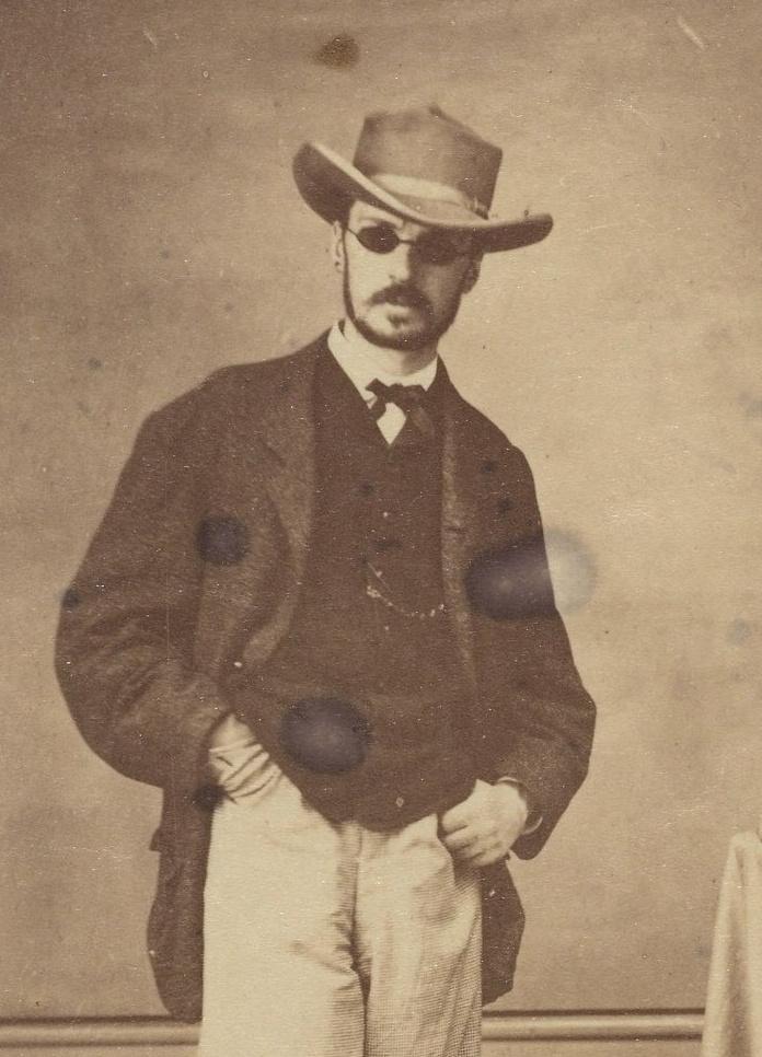 William James, 1865